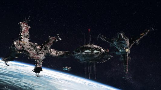 近地空间站的建设