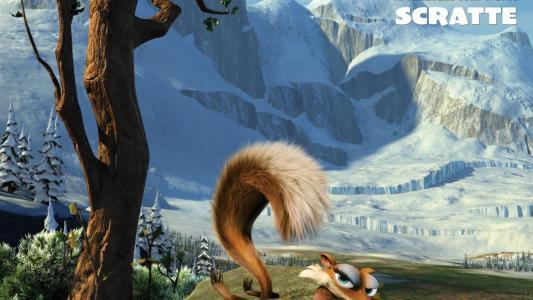 冰河世纪3恐龙/ Scrat的黎明