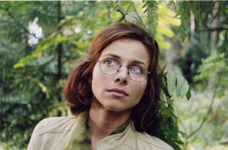 迷人的叶卡捷琳娜古塞瓦