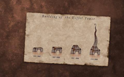 艾菲尔铁塔的历史