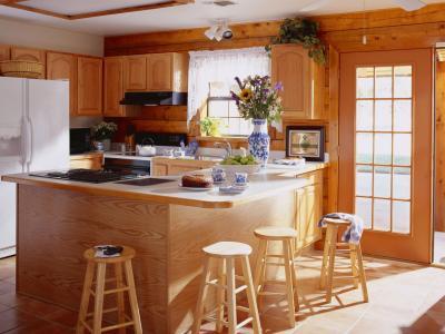 一棵树的厨房设计
