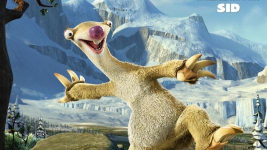 冰河世纪3恐龙的黎明/ Syd