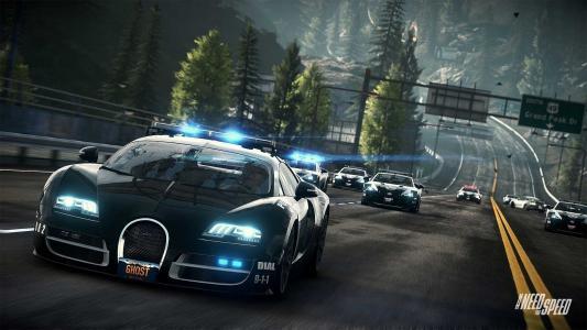 警车在游戏中需要速度对手
