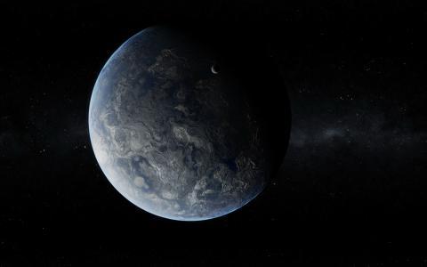 巨大的星球