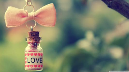 爱在一个瓶子里