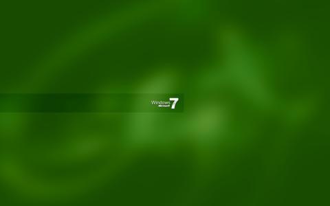 Windows 7绿色