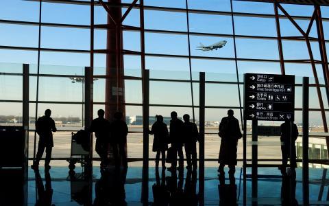 机场等候室
