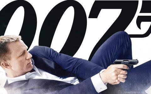 詹姆斯邦德代理007