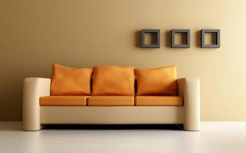 设计师沙发