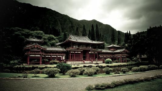 在中国的宫殿