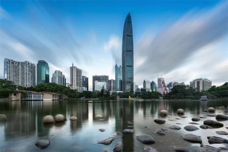 深圳都市美景