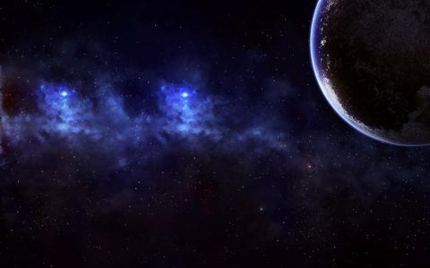 数以百万计的星星
