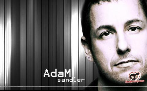 流行的亚当·桑德勒