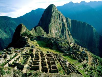 在秘鲁受欢迎的地方