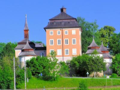 舒适的房子在奥地利萨尔茨堡市