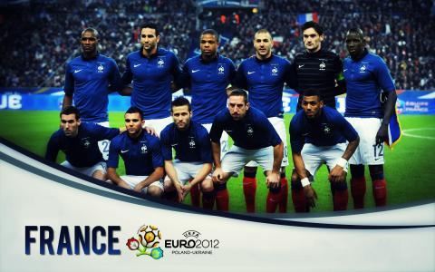 法国队在2012年的冠军