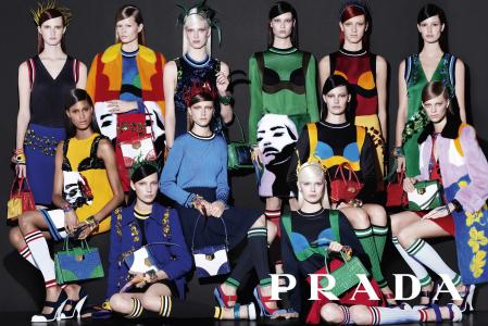 女装Prada