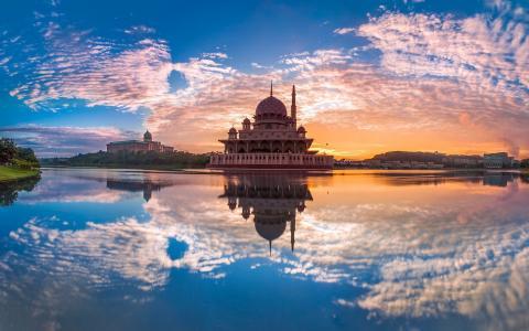马来西亚,Putra清真寺