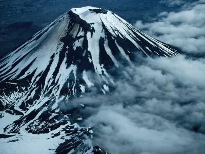 火山在新西兰