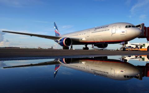波音在俄罗斯的俄罗斯国际航空公司