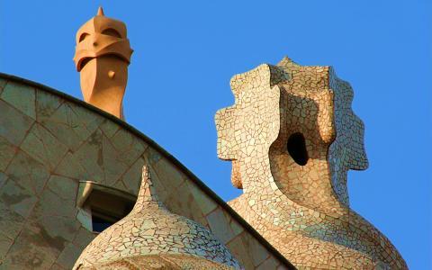 西班牙建筑