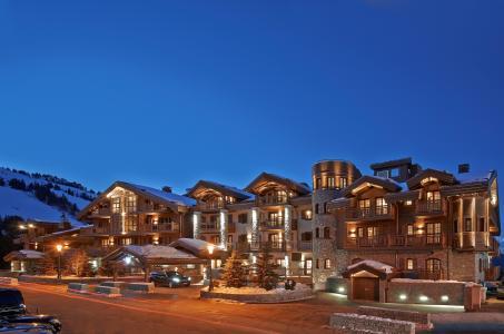 法国Courchevel滑雪胜地的豪华酒店