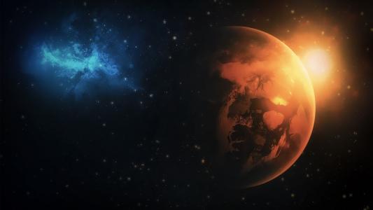 这个星球的星系