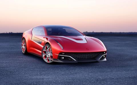 意大利设计师的概念车
