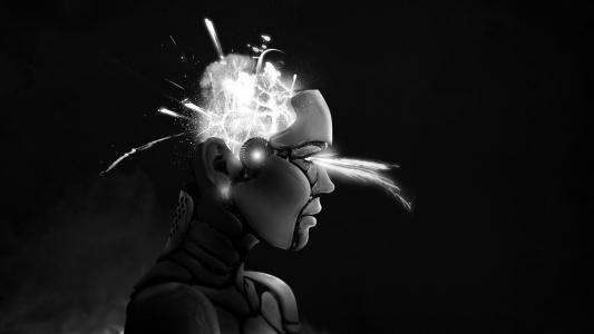 机器人大脑的爆炸