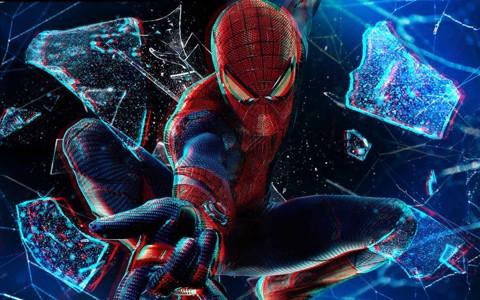 破窗而入的蜘蛛侠