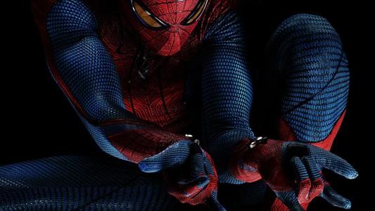 黑暗中的蜘蛛侠