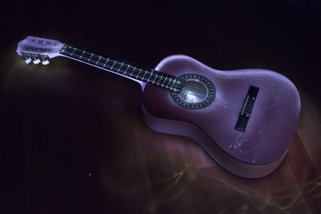 3D吉他壁纸