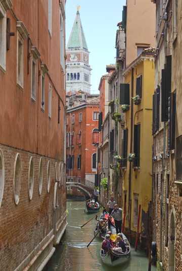 意大利威尼斯水城